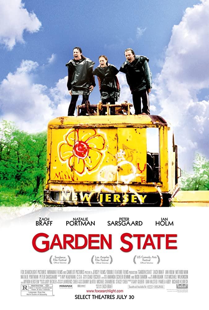 Garden State kapak