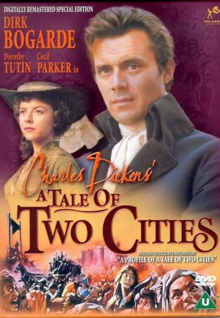 A Tale of Two Cities kapak
