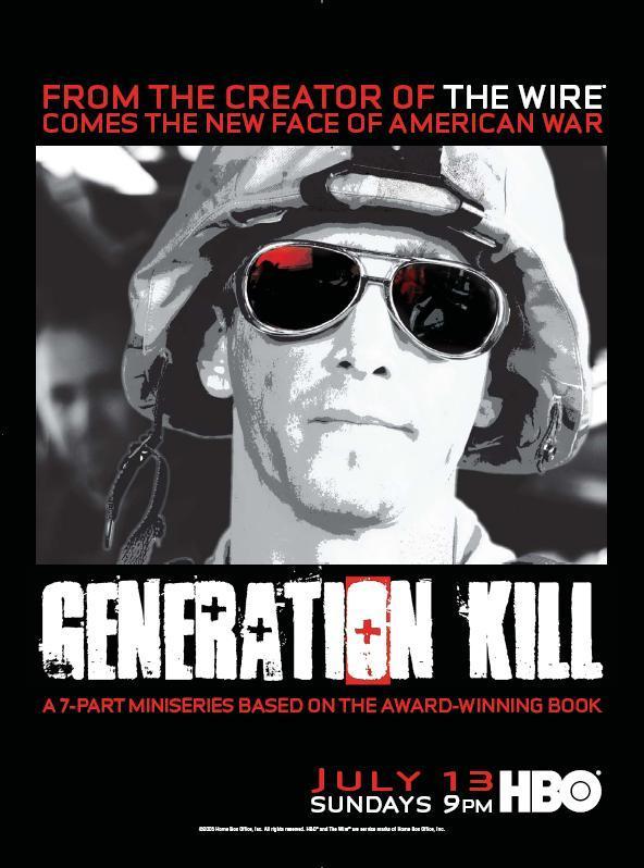 Generation Kill kapak
