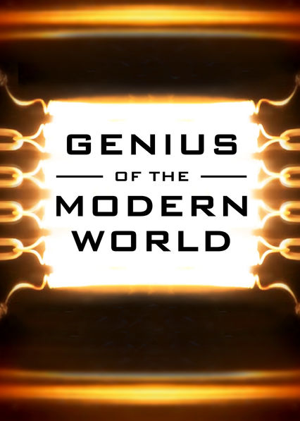 Genius of the Modern World kapak