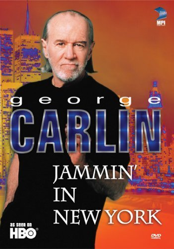 George Carlin: Jammin' in New York kapak