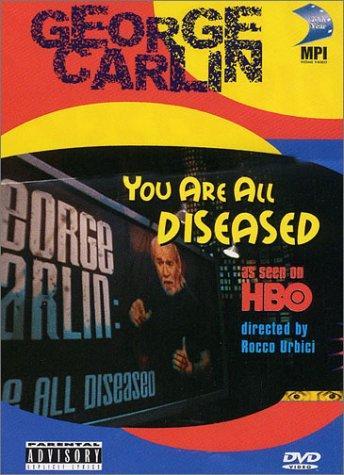 George Carlin: You Are All Diseased kapak
