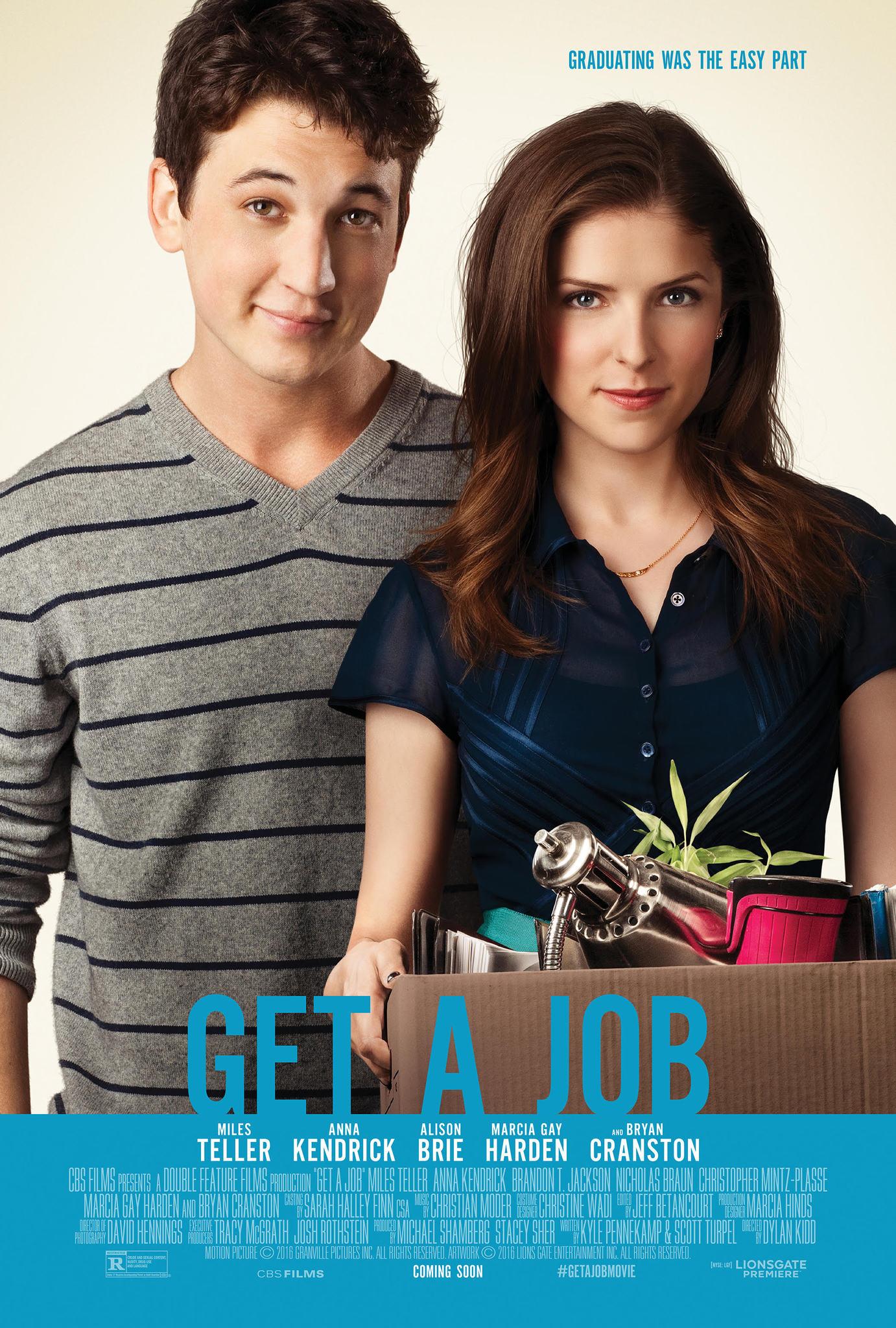 Get a Job kapak