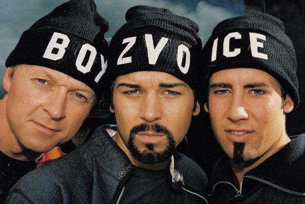 Get Ready to Be Boyzvoiced kapak