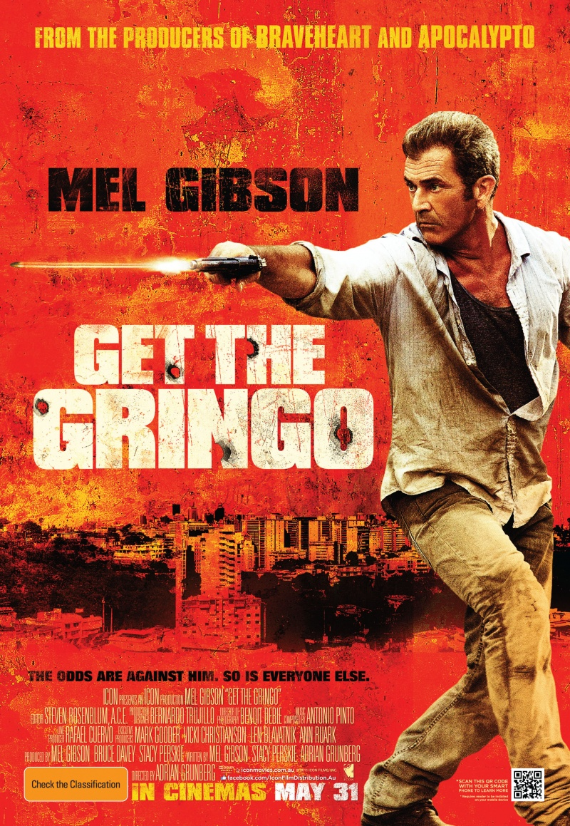 Get the Gringo kapak