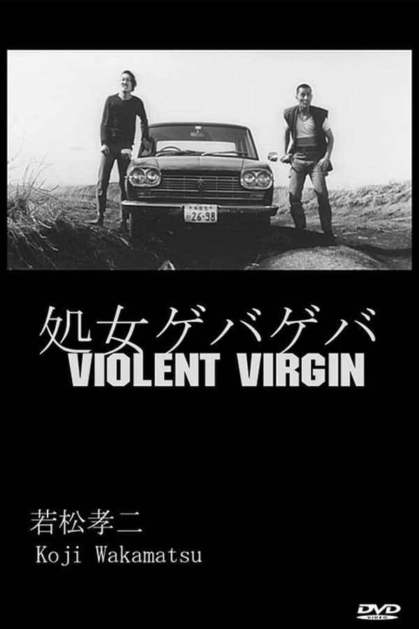 Violent Virgin kapak