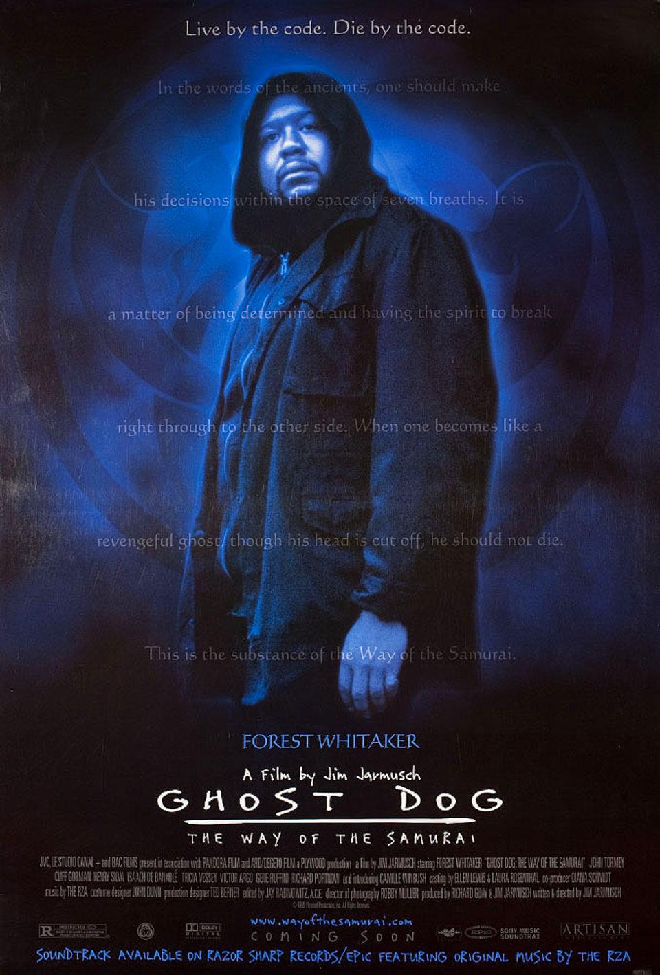 Ghost Dog: The Way of the Samurai kapak