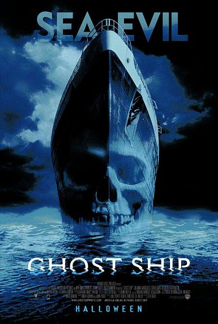Ghost Ship kapak