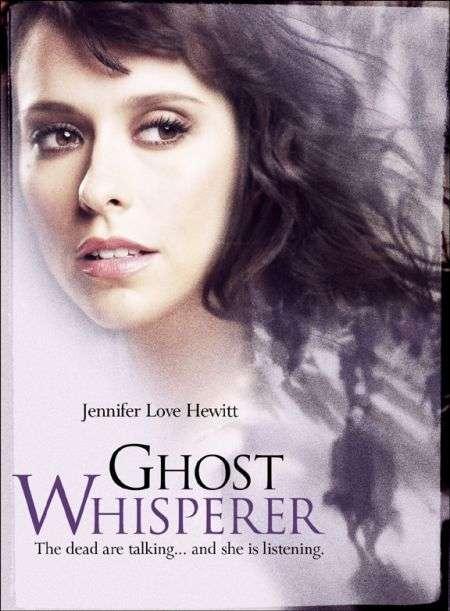 Ghost Whisperer kapak