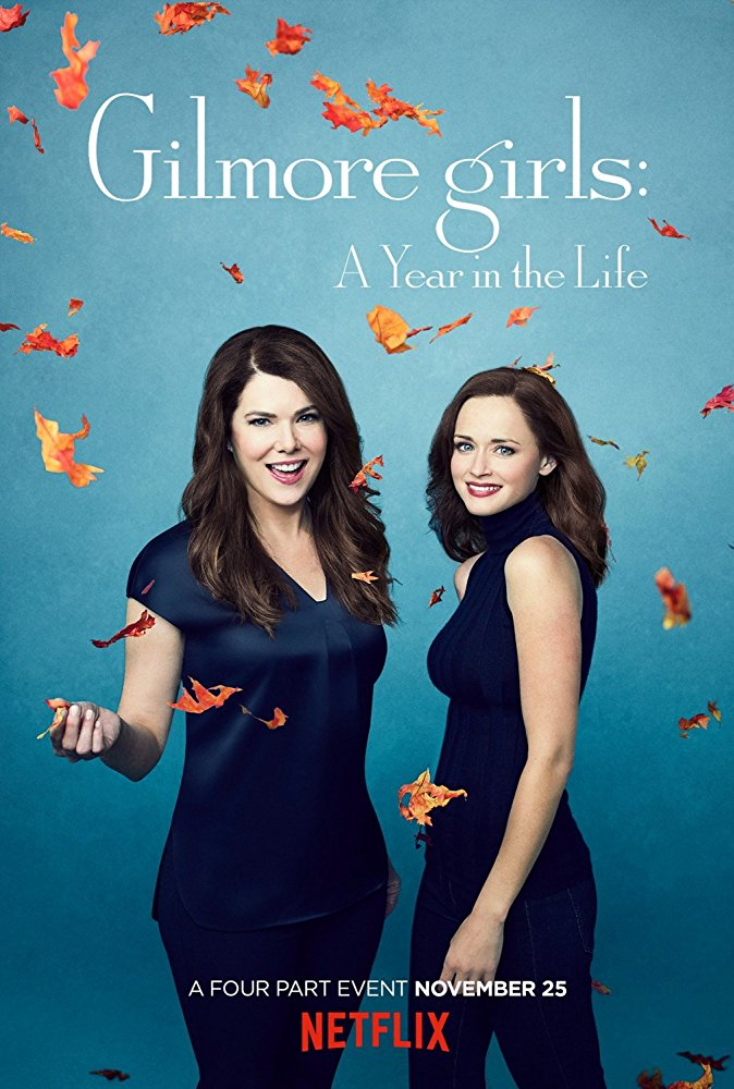 Gilmore Girls: A Year in the Life kapak