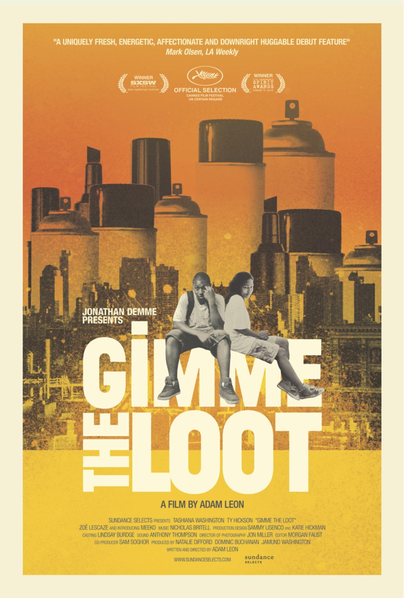 Gimme the Loot kapak