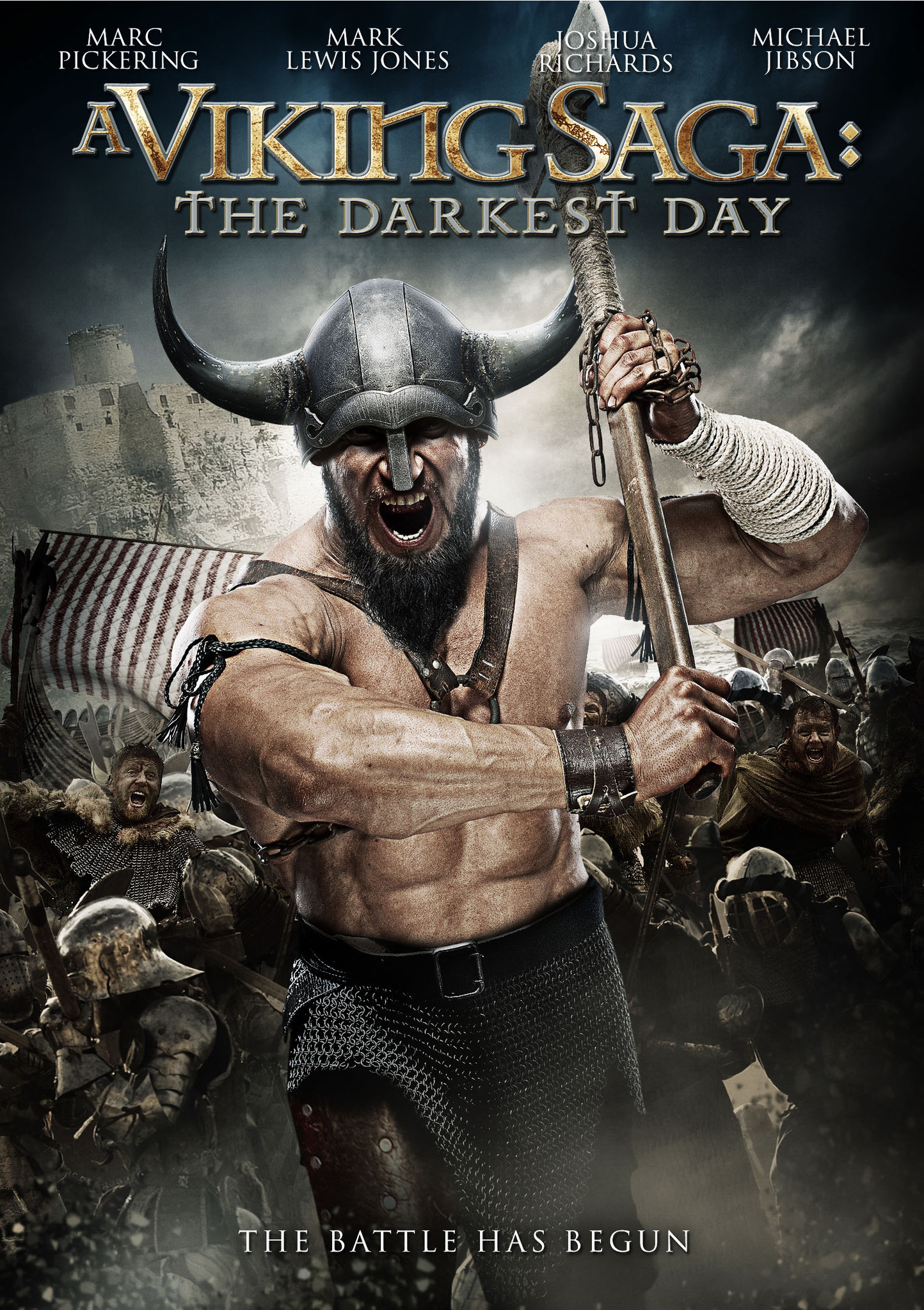 A Viking Saga: The Darkest Day kapak