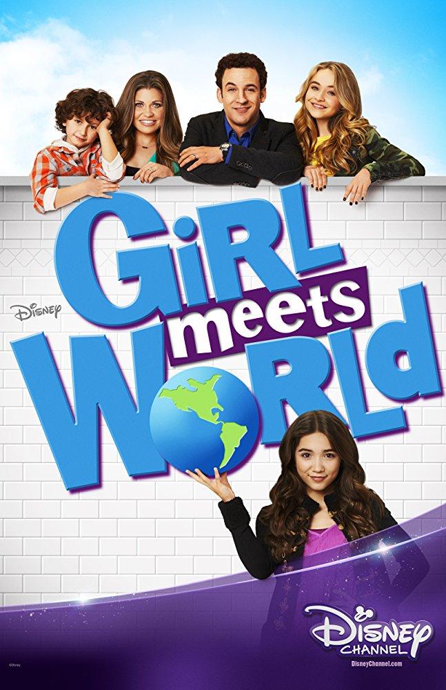 Girl Meets World kapak