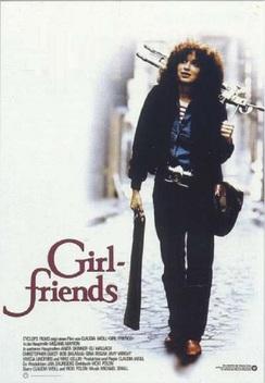Girlfriends kapak