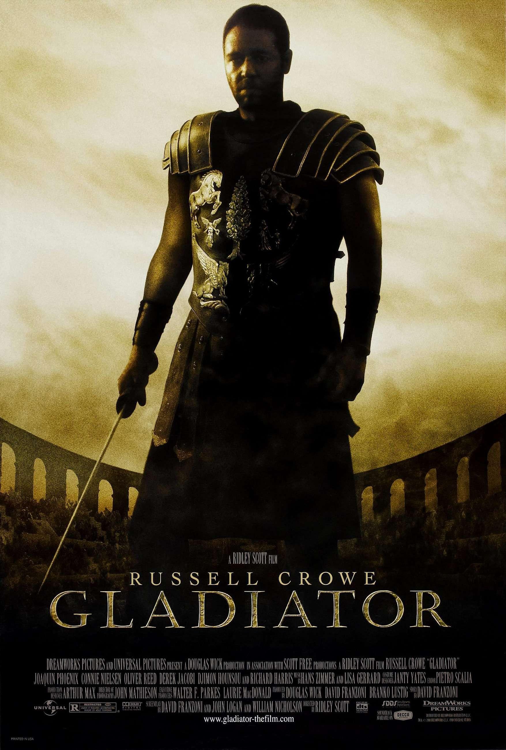 Gladiator kapak