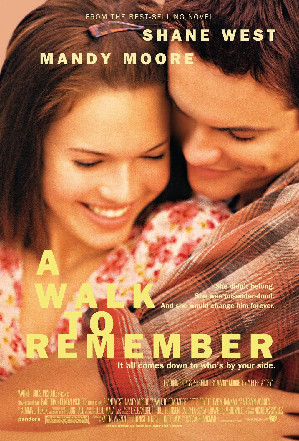 A Walk to Remember kapak