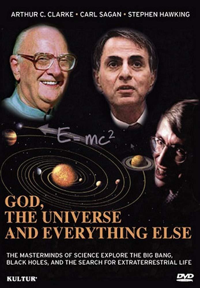 God, the Universe and Everything Else kapak
