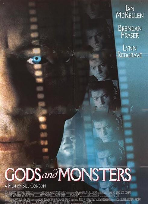 Gods and Monsters kapak
