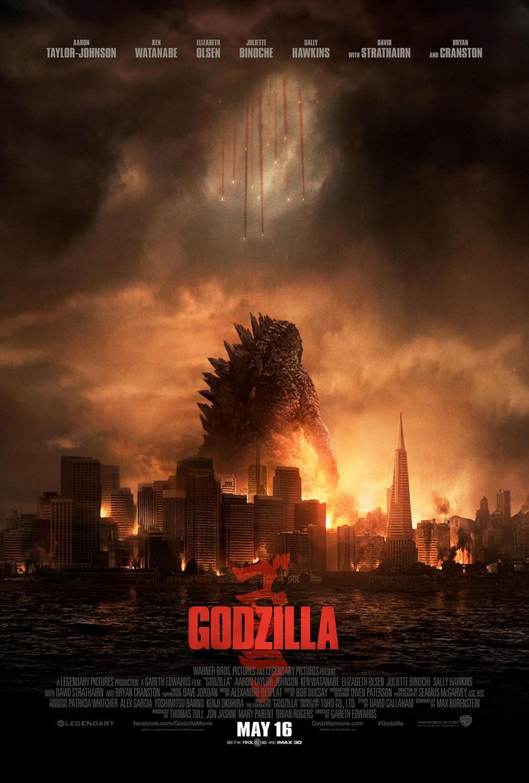 Godzilla kapak