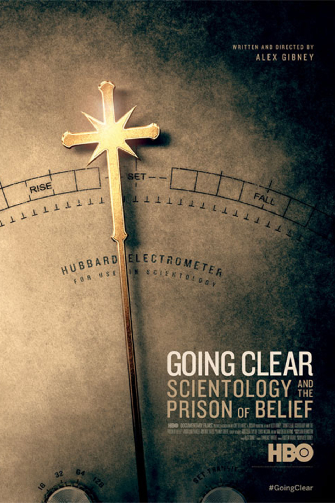 Going Clear: Scientology and the Prison of Belief kapak