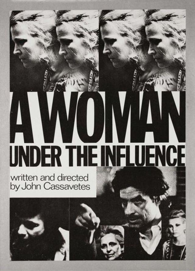 A Woman Under the Influence kapak