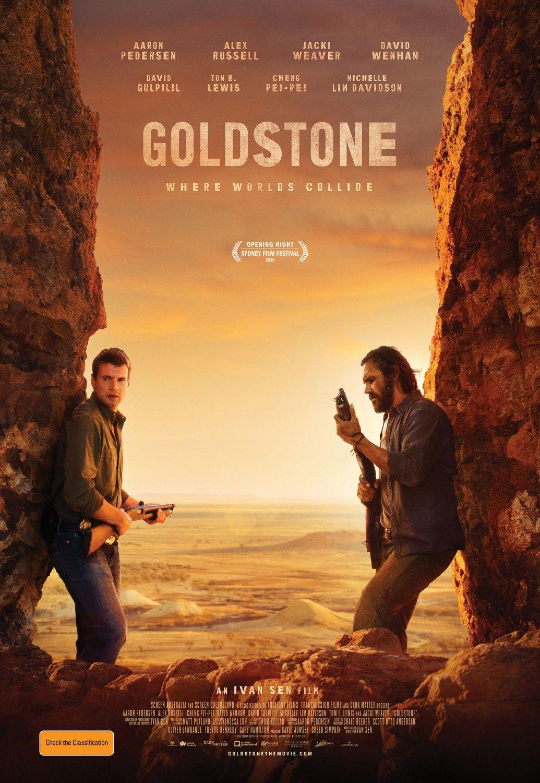 Goldstone kapak