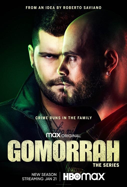 Gomorra - La serie kapak