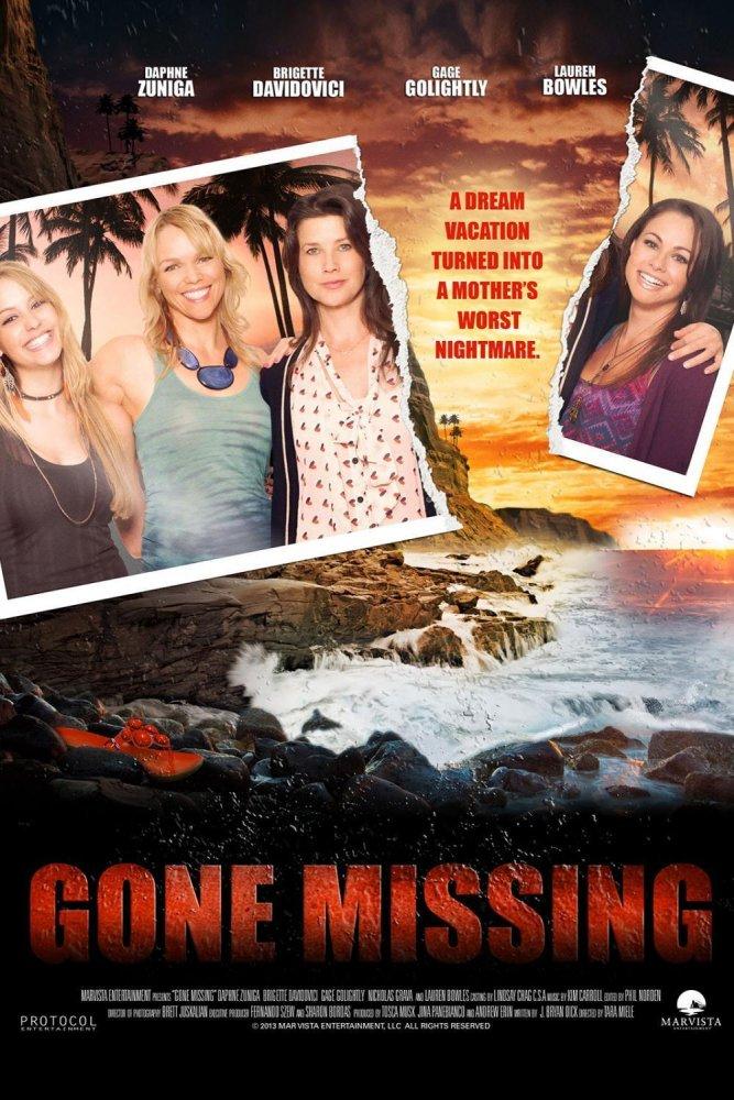 Gone Missing kapak