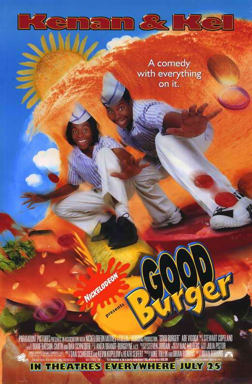 Good Burger kapak