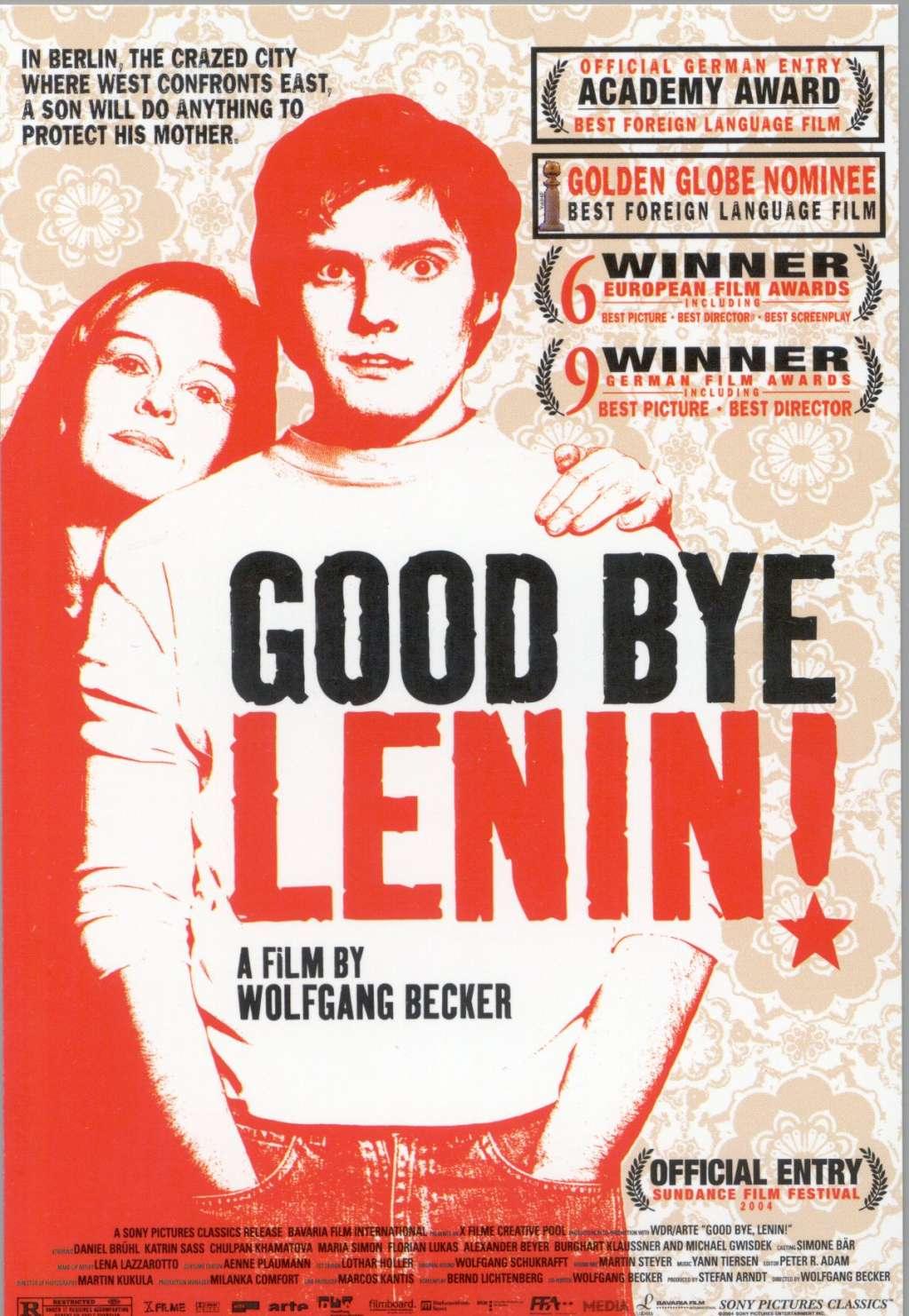 Good Bye Lenin! kapak