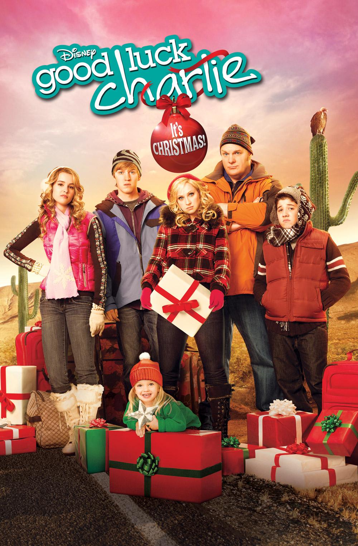 Good Luck Charlie, It's Christmas! kapak
