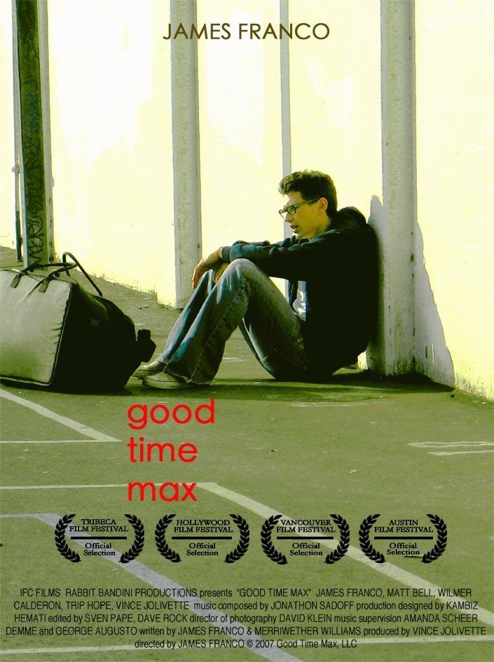 Good Time Max kapak