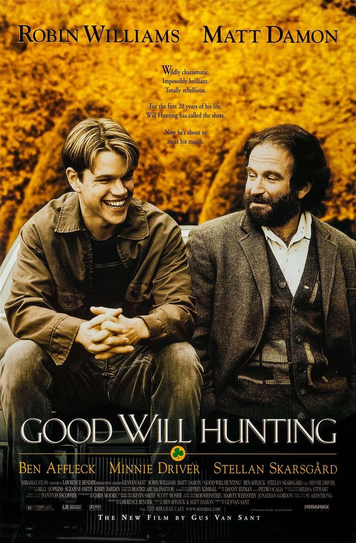 Good Will Hunting kapak