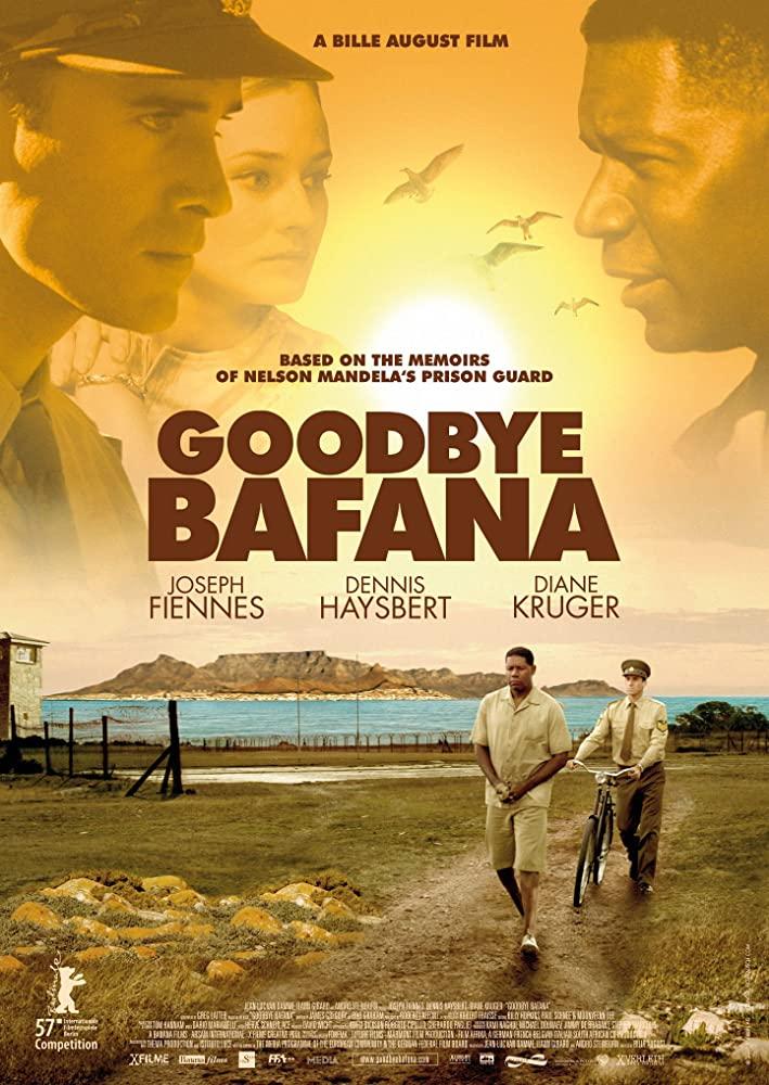 Goodbye Bafana kapak