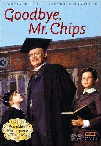 Goodbye, Mr. Chips kapak