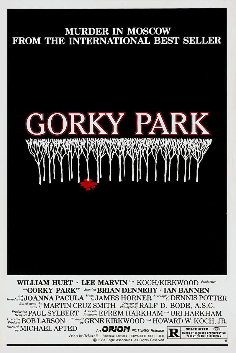 Gorky Park kapak