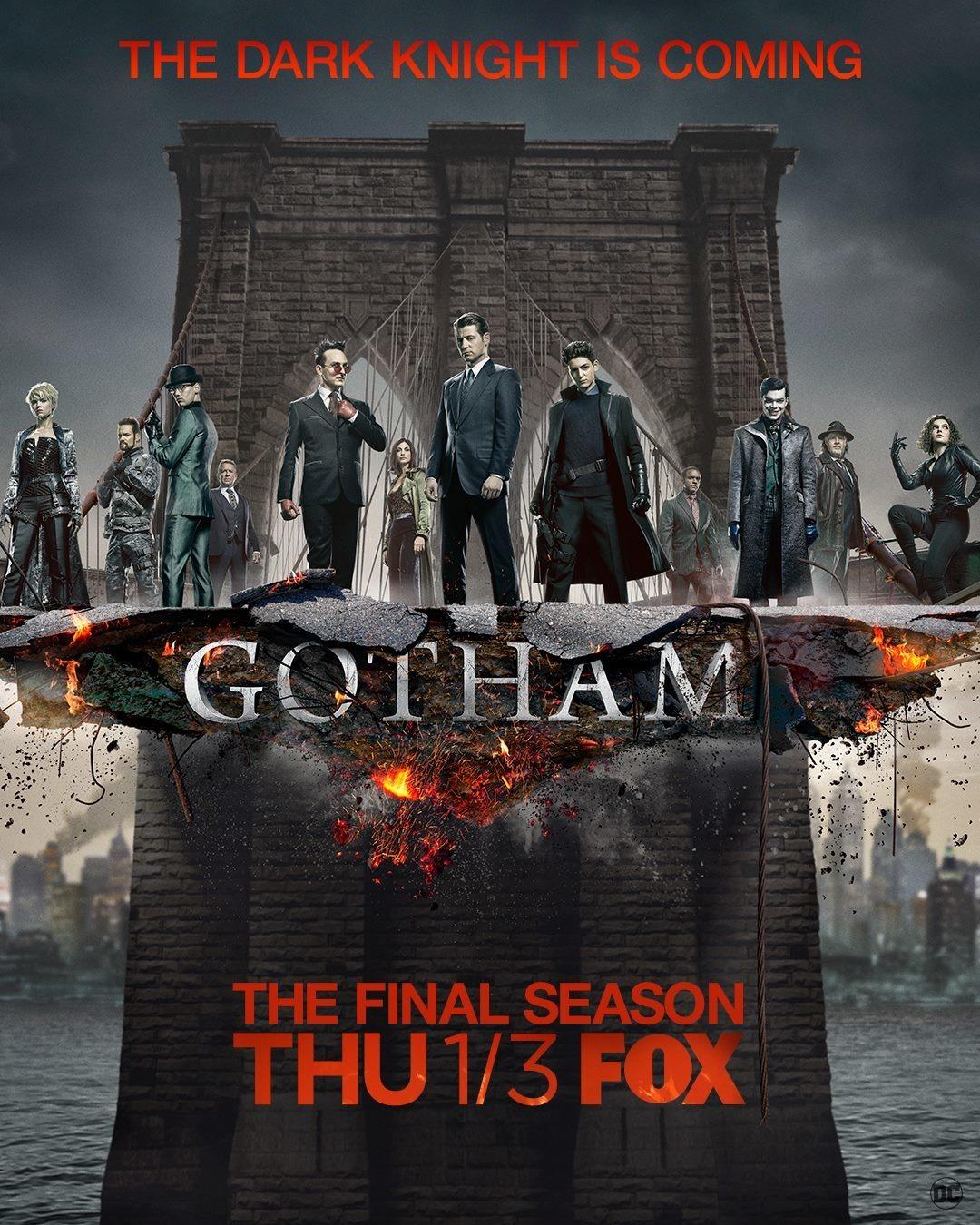 Gotham kapak