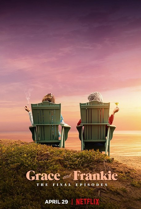 Grace and Frankie kapak