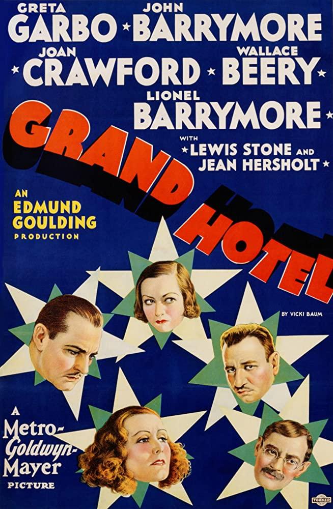 Grand Hotel kapak