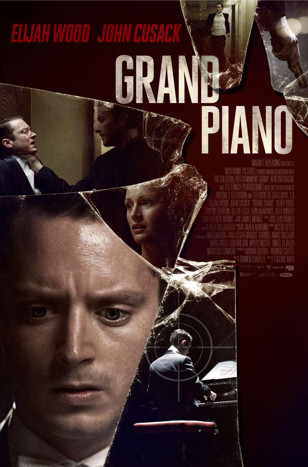 Grand Piano kapak