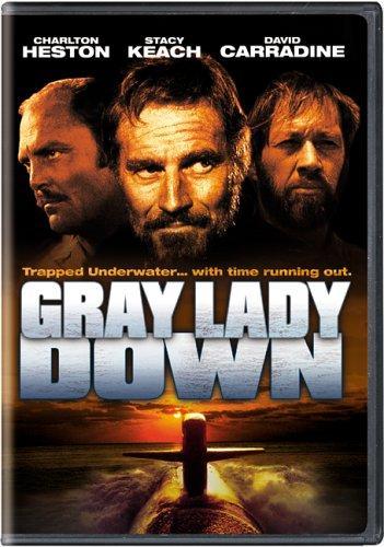 Gray Lady Down kapak