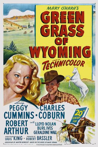 Green Grass of Wyoming kapak