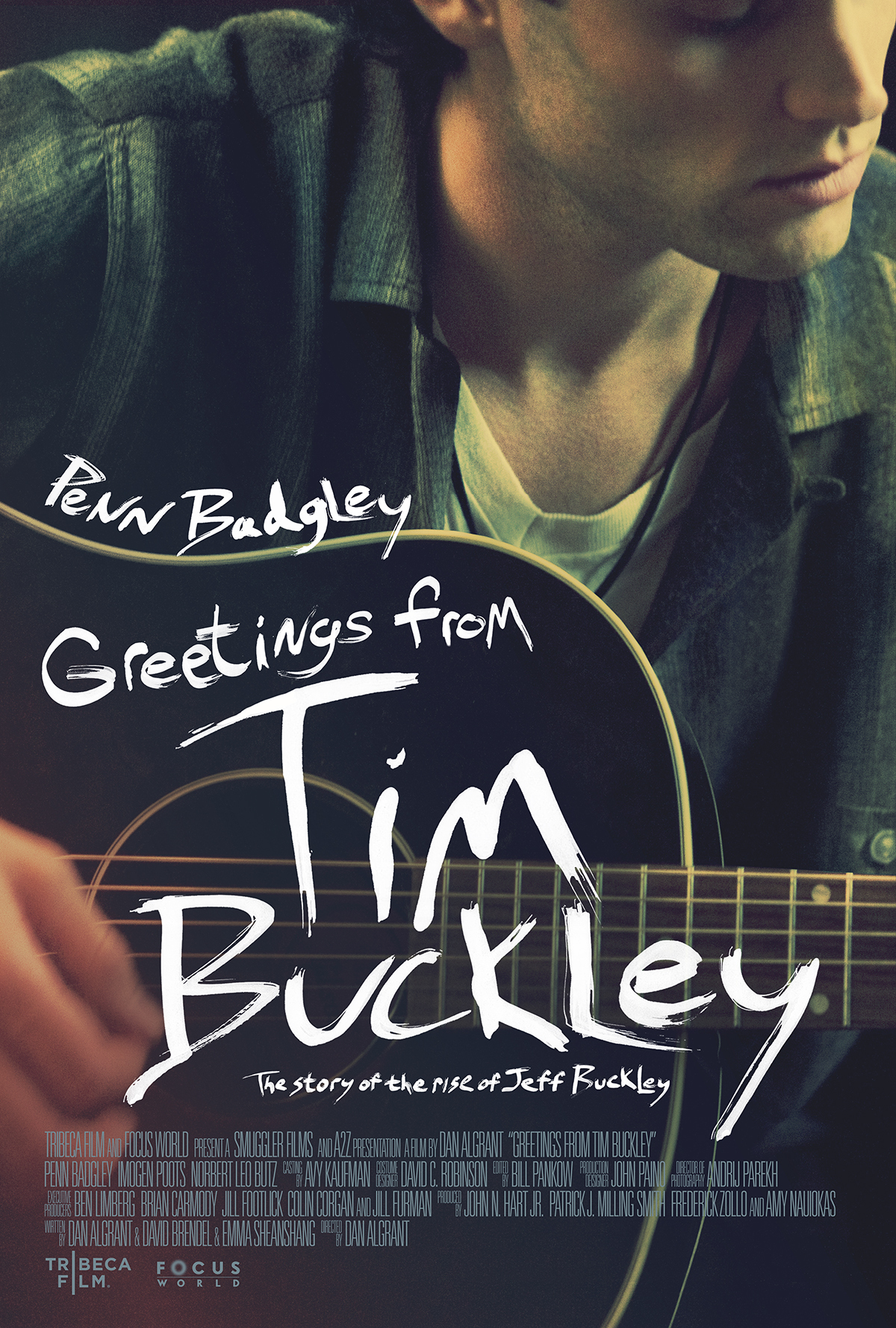 Greetings from Tim Buckley kapak
