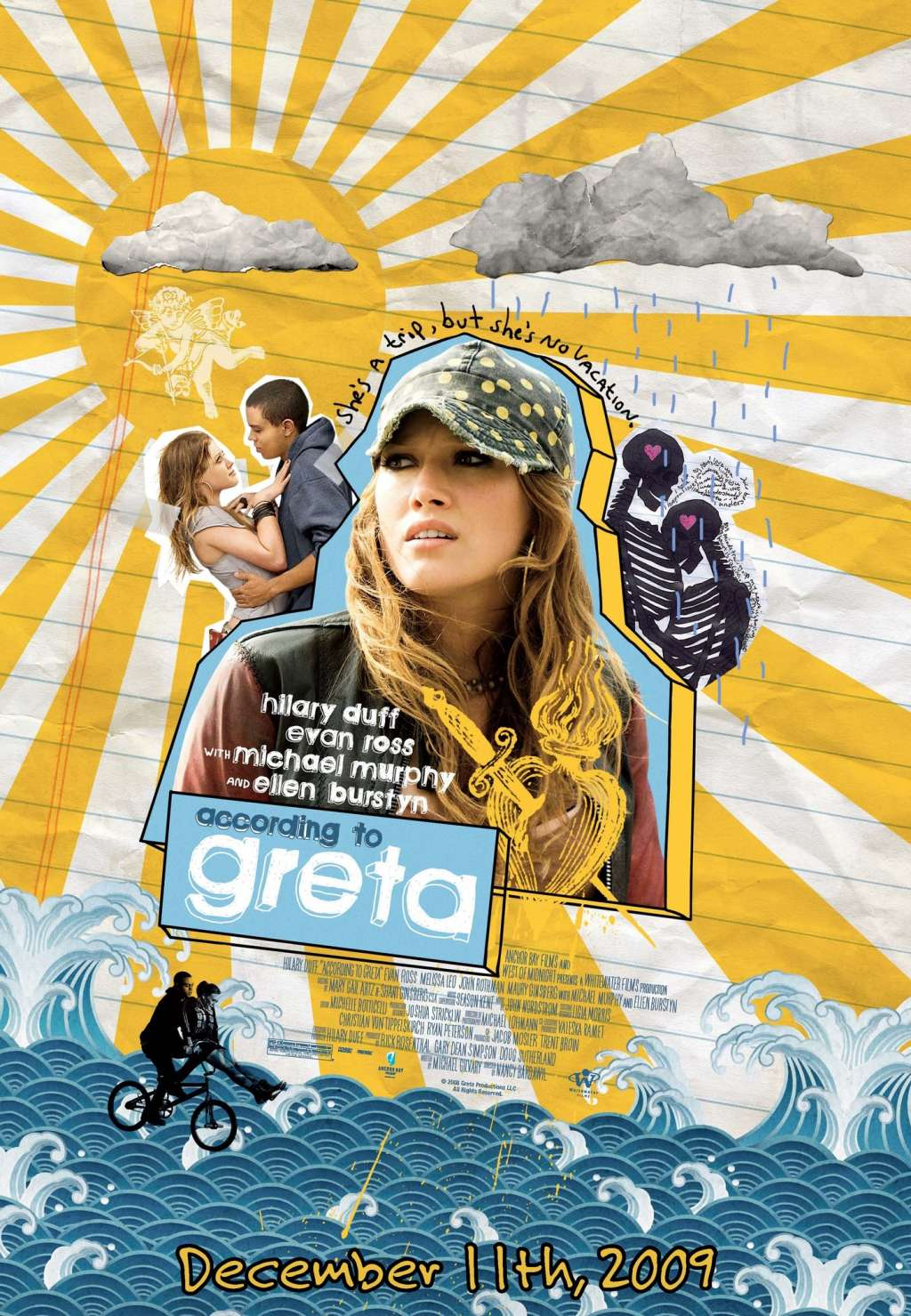 According to Greta kapak