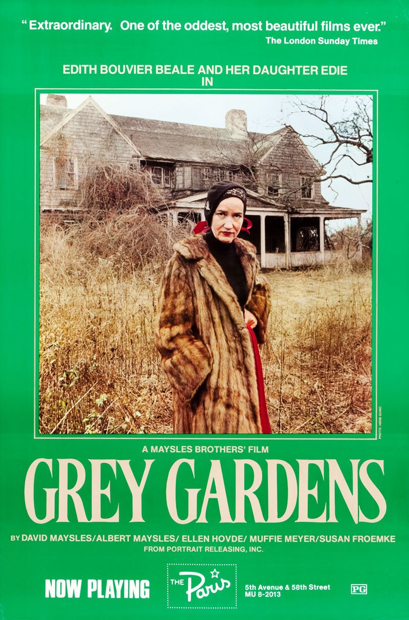 Grey Gardens kapak