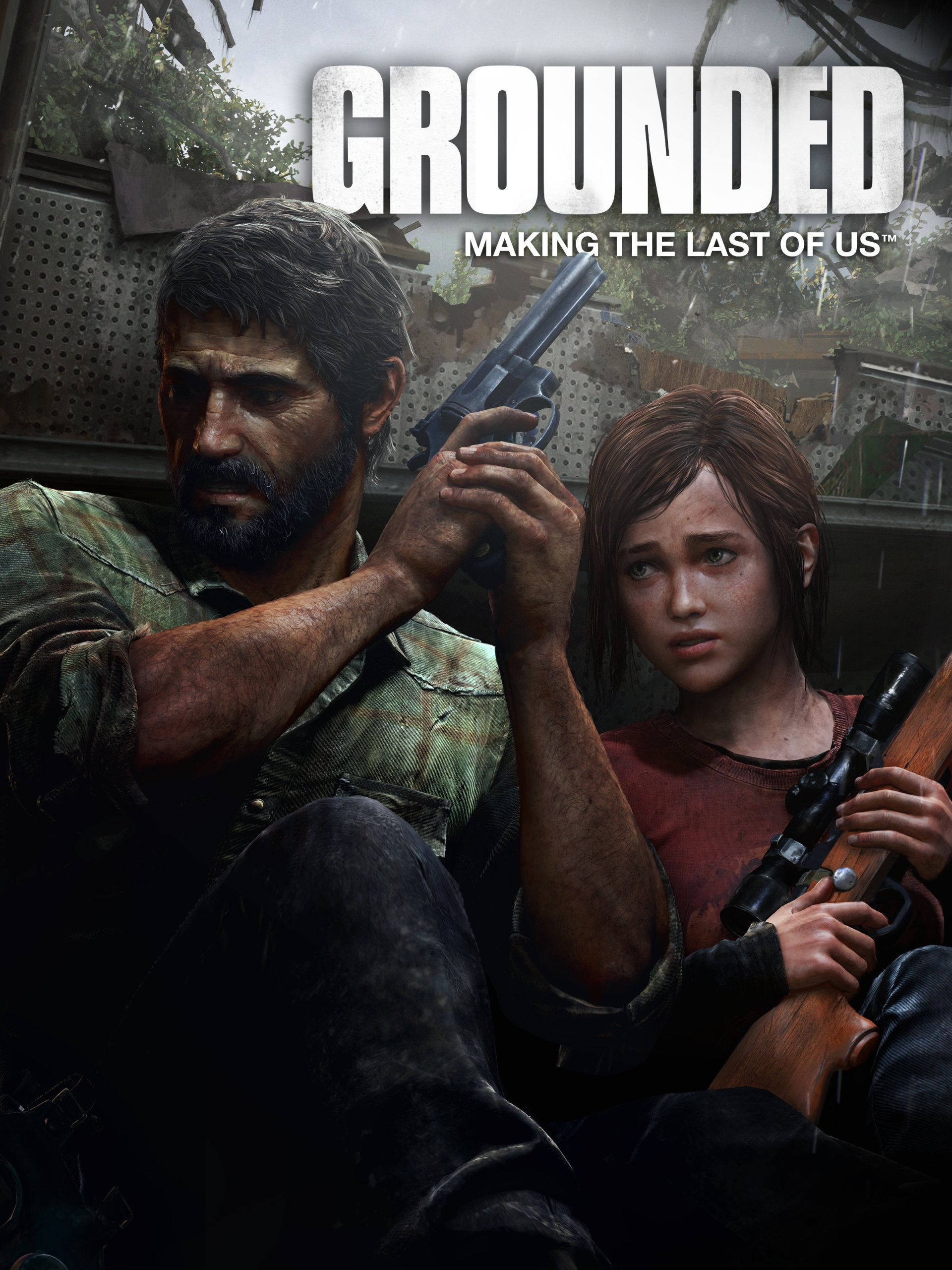 Grounded: Making the Last of Us kapak