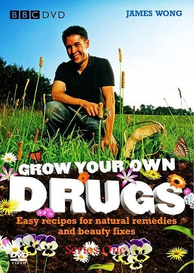 Grow Your Own Drugs kapak