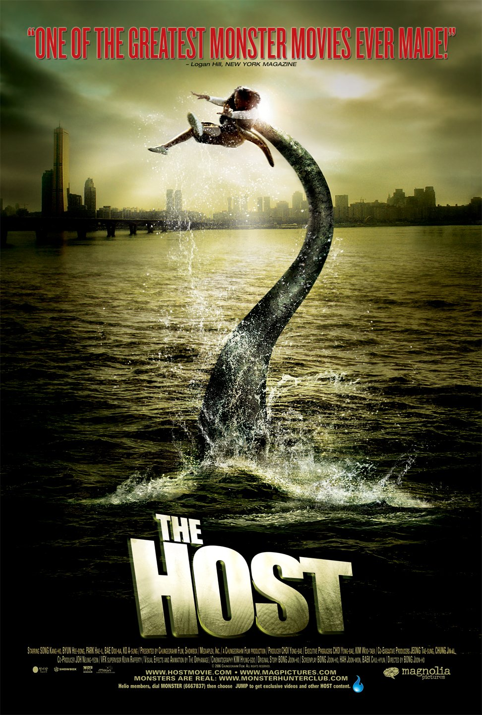 The Host kapak