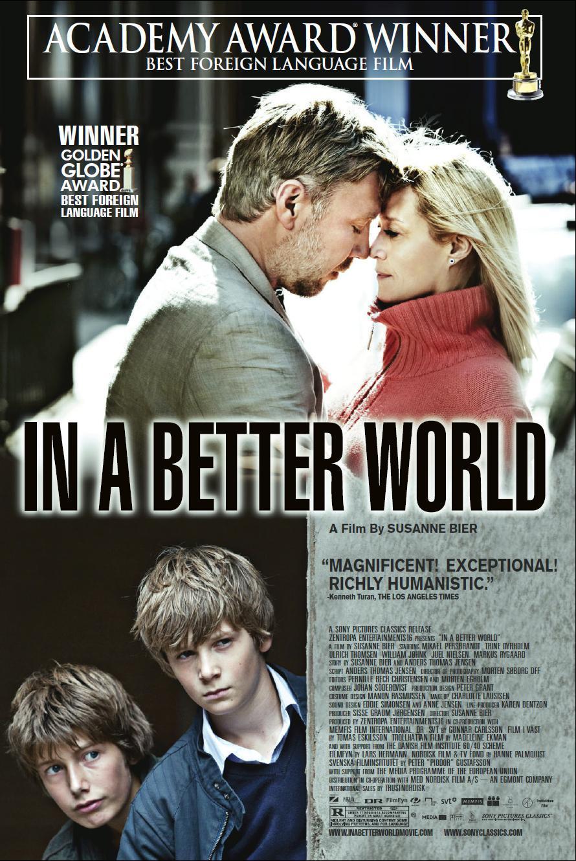 In a Better World kapak