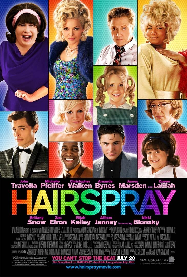 Hairspray kapak